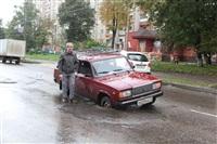 Открытый люк на ул. Станиславского, Фото: 1