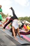Фестиваль йоги в Центральном парке, Фото: 74