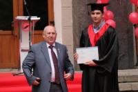 Вручение дипломов магистрам ТулГУ. 4.07.2014, Фото: 100