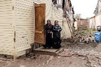 Снос дома в поселке Плеханово, Фото: 21