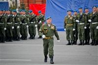 Вторая генеральная репетиция парада Победы. 7.05.2014, Фото: 59