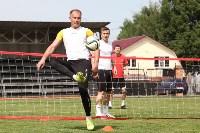 Тренировка «Арсенала» на стадионе «Желдормаш», Фото: 37