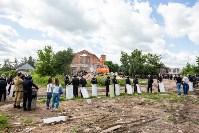 Снос домов в Плеханово. 6 июля 2016 года, Фото: 32