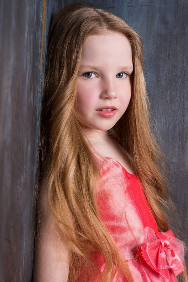 Полина Ризакулова, 8 лет. Фото Александра Сережкина.