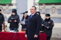 Митинг сотрудников ОВД в Тульском кремле, Фото: 25