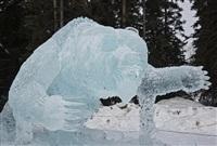 Ледяные скульптуры, Фото: 3
