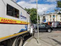 Провал на ул. Революции в Туле, Фото: 8
