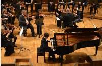 Оркестр Новомосковского музыкального колледжа выступил с концертом в Казани, Фото: 4