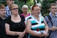 Открытие мемориальной доски Геннадию Бондареву, Фото: 3