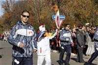 Эстафета Олимпийского огня. Новомосковск, Фото: 54