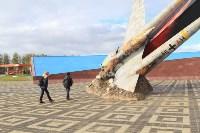 Школьники побывали на экскурсии к мемориалу «Защитникам неба Отечества», Фото: 2