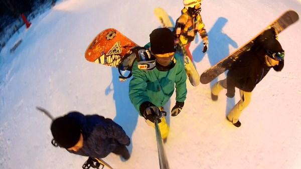 Январские каникулы, Малахово, снежоооок!