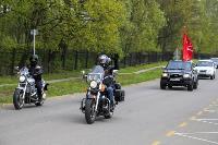 Тульские байкеры почтили память героев в Ясной Поляне, Фото: 45