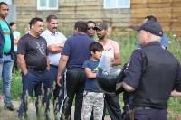 Демонтаж незаконных цыганских домов в Плеханово и Хрущево, Фото: 27