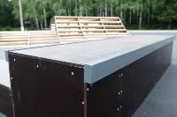 Строительство скейтпарка в Центральном парке., Фото: 5