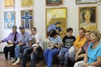 Выставка Владимира Тарунтаева, Фото: 2