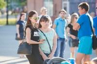 В Туле открылось новая молодежная площадка «Газон». Фоторепортаж, Фото: 55
