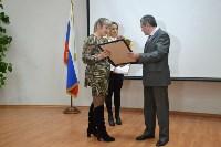 Губернатор поблагодарил участников ликвидации последствий ДТП с автобусом «Москва-Ереван», Фото: 10