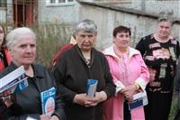 Партийный проект «Единой России» выявил проблемы Куркинского района, Фото: 18