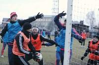 Канониры готовятся к игре против «Томи», Фото: 18