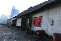 Пожар на хлебоприемном предприятии в Плавске., Фото: 20