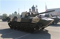 Военный парад в Туле, Фото: 24