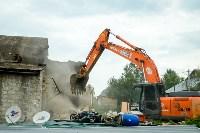 В Плеханово убирают незаконные строения, Фото: 47