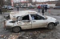 Взрыв баллона с газом на Алексинском шоссе. 26 декабря 2013, Фото: 8