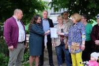 В Туле победители конкурса дворов получили сертификаты , Фото: 32