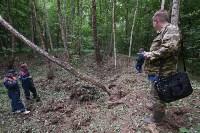 В лесу под Тулой поисковики нашли тайник с гранатами, Фото: 48