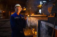 Доменный цех Тулачермета. Михаил Куприянов, Фото: 11