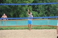 III этап Открытого первенства области по пляжному волейболу среди мужчин, ЦПКиО, 23 июля 2013, Фото: 15
