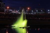 Шоу фонтанов на Упе. 9 мая 2014 года., Фото: 23
