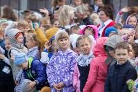 Показательные выступления ОМОН в тульской школе, Фото: 30