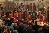 Пасхальная служба в Успенском соборе. 20.04.2014, Фото: 38