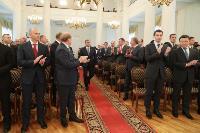 Церемония вступления Алексея Дюмина в должность губернатора Тульской области., Фото: 12