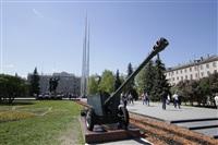 Празднование 69-й годовщины победы в Великой Отечественной войне на площади Победы. Тула, Фото: 43