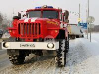 В Туле водитель бетономешалки и военные потушили горящую на трассе ГАЗель, Фото: 6