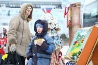 Арт-объекты на площади Ленина, 5.01.2015, Фото: 23