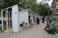 Ликвидация торговых рядов на улице Фрунзе, Фото: 19