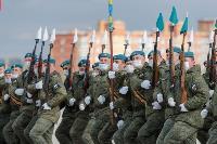 В Туле прошла первая репетиция парада Победы: фоторепортаж, Фото: 41