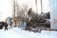 Снос дома на пересечении ул. Гоголевской и Свободы. 5.02.2015, Фото: 3