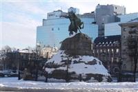 Памятник Богдану Хмельницкому , Фото: 3