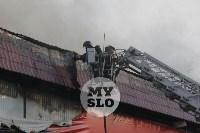 Пожар в Щекино, Фото: 28
