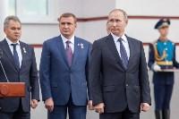 Путин в Суворовском училище, Фото: 49