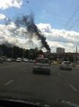 Пожар на на пересечении улиц Гоголевской и Свободы , Фото: 1