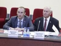 Выездное заседание комитета Совета Федерации в Туле 30 октября, Фото: 6