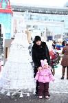 Арт-объекты на площади Ленина, 5.01.2015, Фото: 50