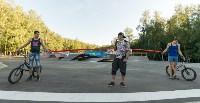 В Туле открылся первый профессиональный скейтпарк, Фото: 22
