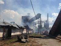 Пожар в Плавске, Фото: 3
